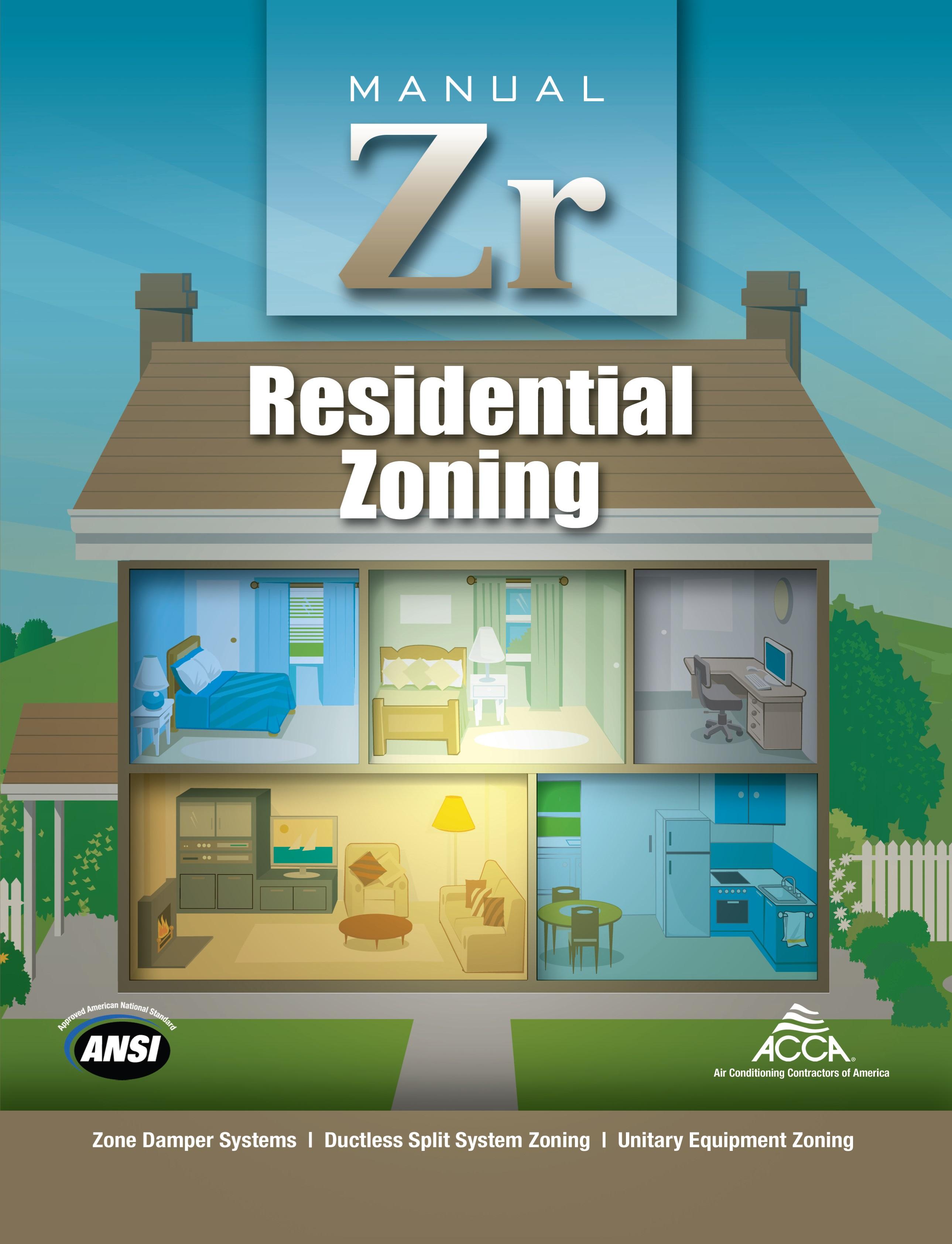 Manual Zr [ANSI/ACCA 11 Manual ZR - 2018]